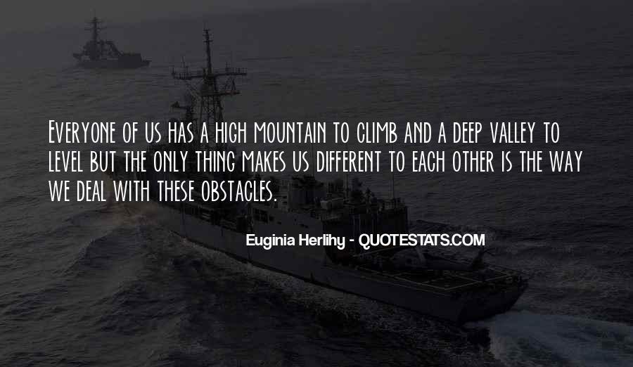 High Mountain Quotes #464070