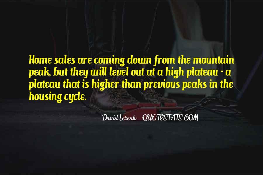 High Mountain Quotes #49237