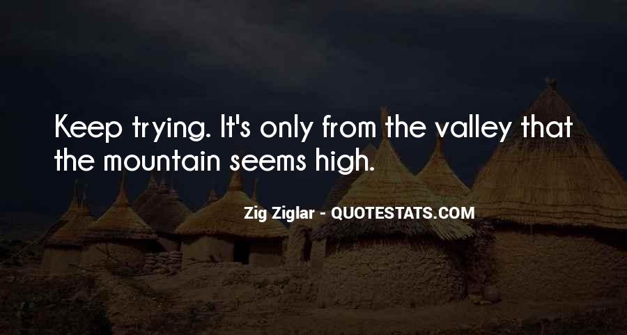 High Mountain Quotes #591184
