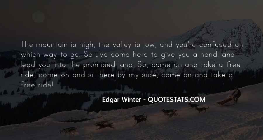 High Mountain Quotes #706706