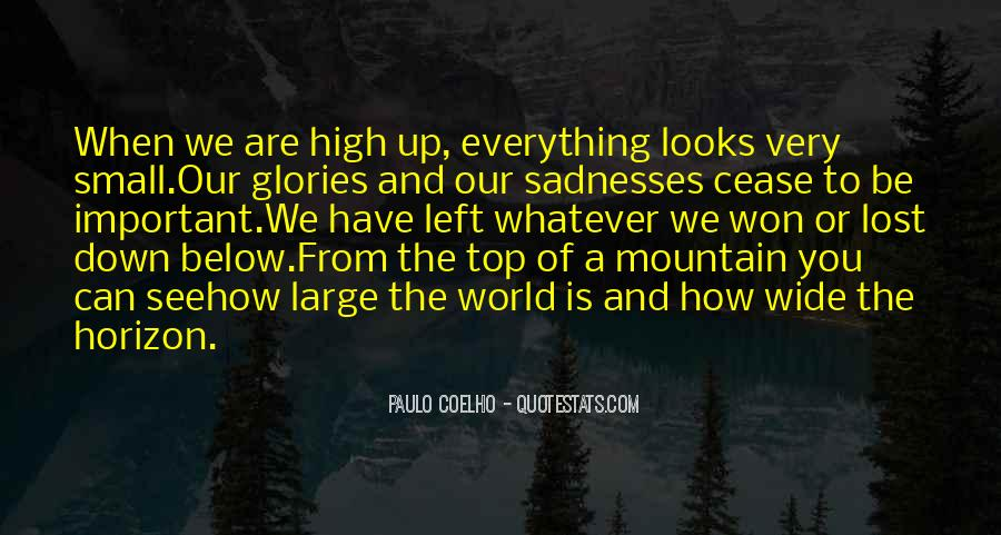 High Mountain Quotes #759773