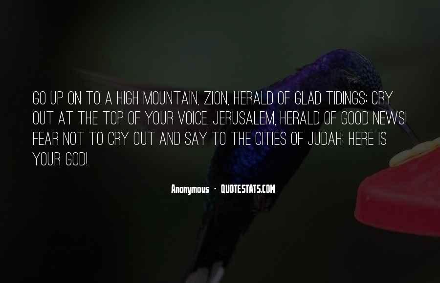 High Mountain Quotes #864814