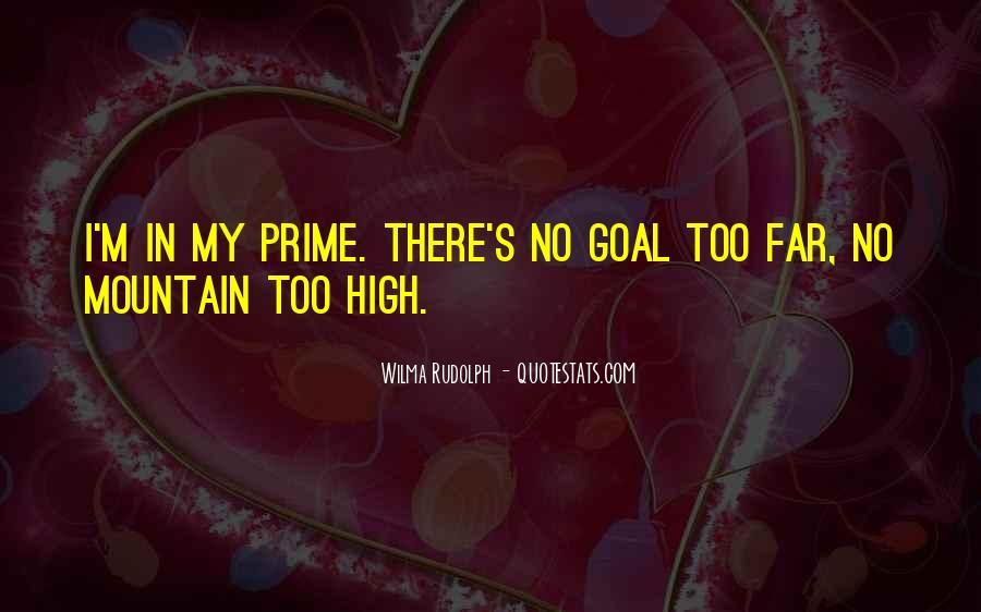 High Mountain Quotes #918023