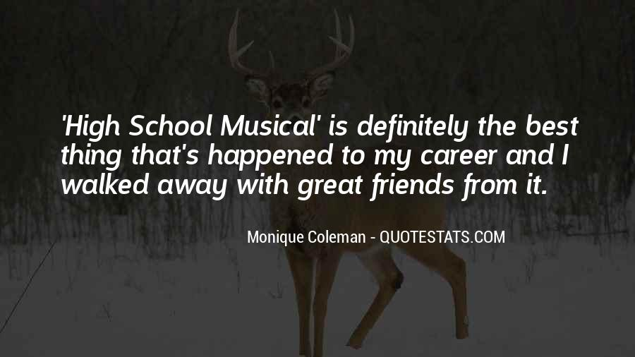 Top 49 High School Musical Quotes Famous Quotes Sayings About