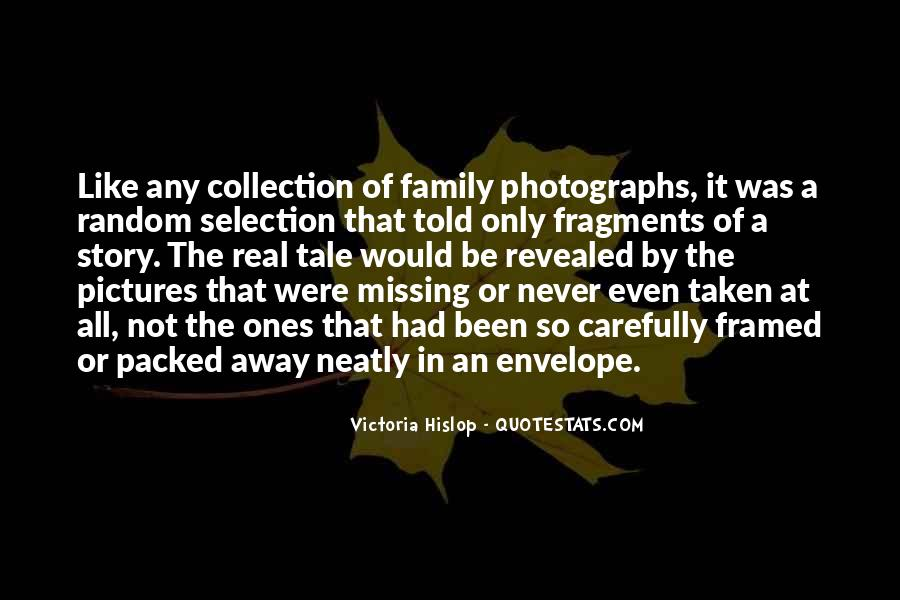 Quotes About Framed Family #1543545