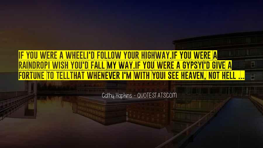 Highway To Hell Quotes #391680