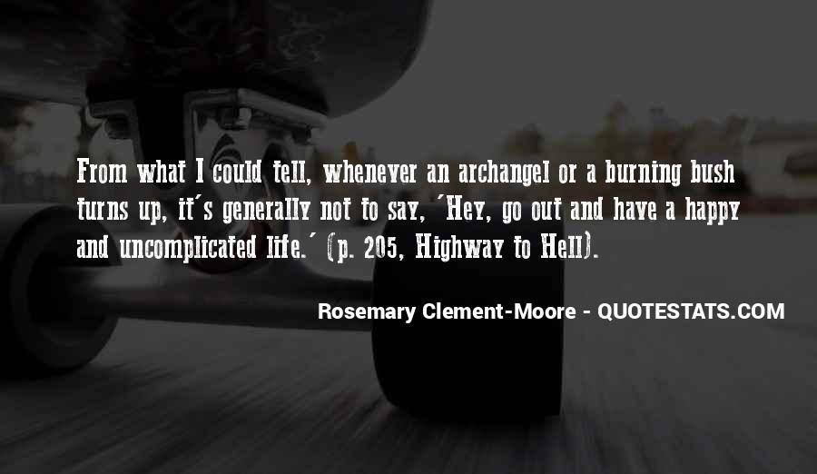Highway To Hell Quotes #53593