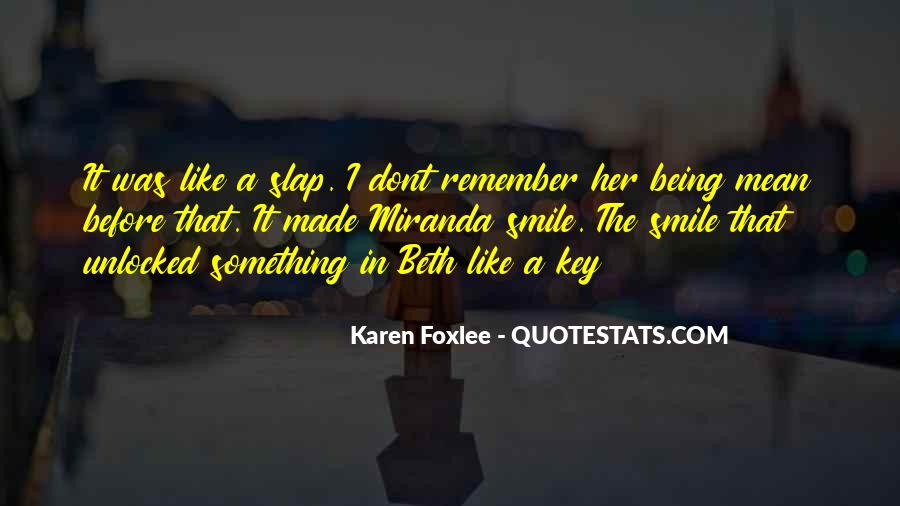 Quotes About Foxlee #1230124