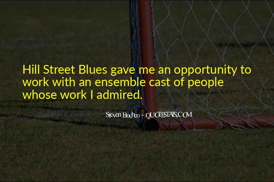 Hill Street Blues Quotes #1528392
