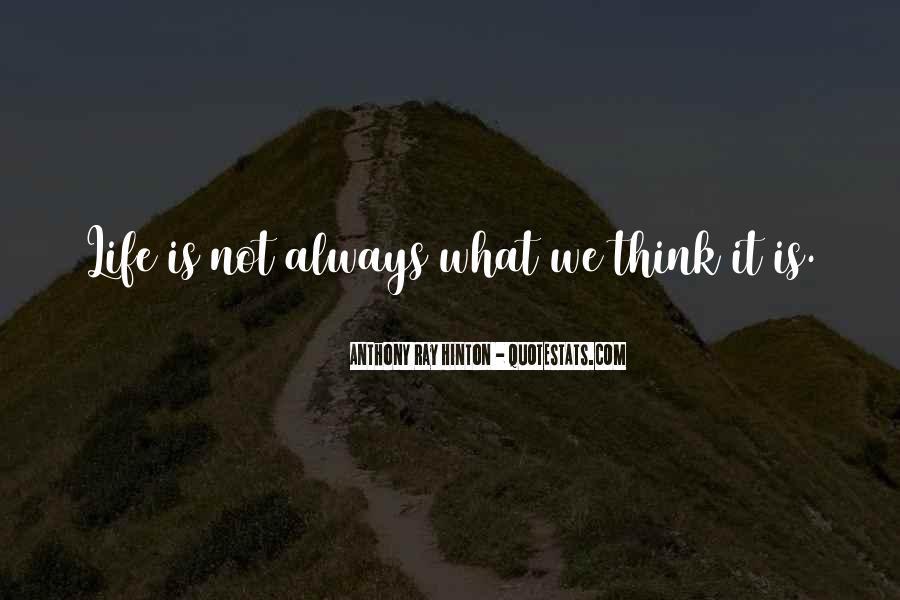 Hinton Quotes #162968