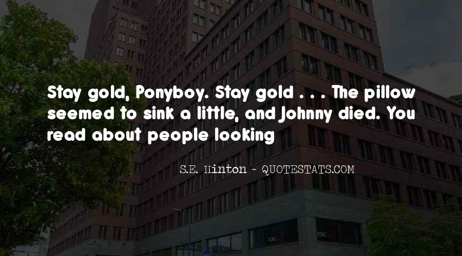 Hinton Quotes #322256