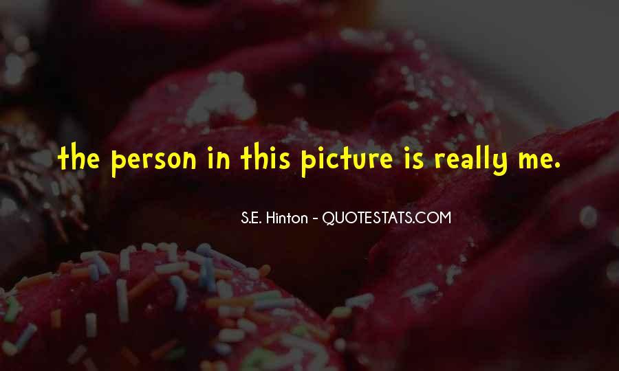 Hinton Quotes #341527