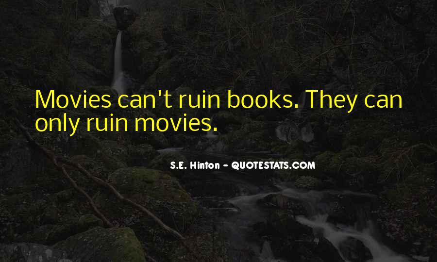 Hinton Quotes #385851