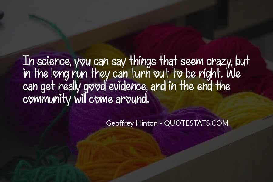 Hinton Quotes #616456