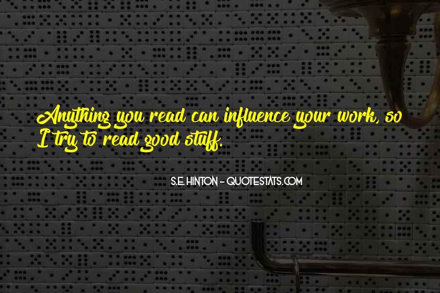 Hinton Quotes #755013