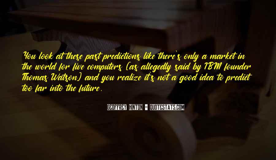 Hinton Quotes #779311