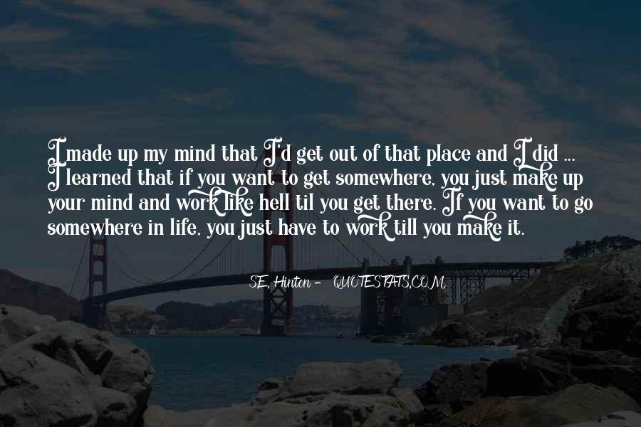 Hinton Quotes #859578