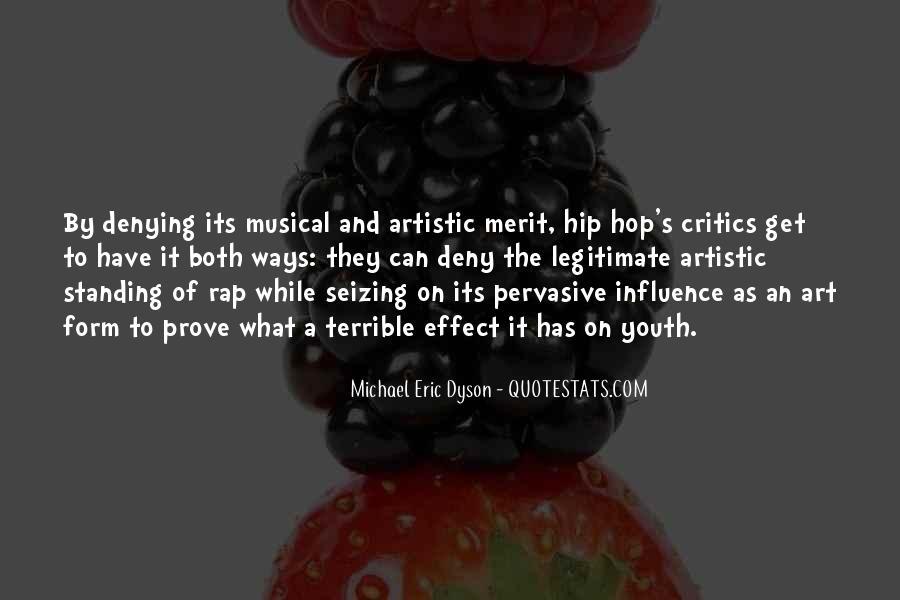 Hip Hop Rap Quotes #12344