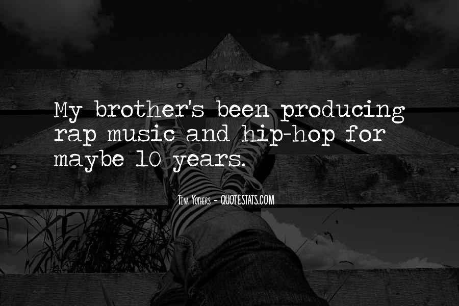 Hip Hop Rap Quotes #123700