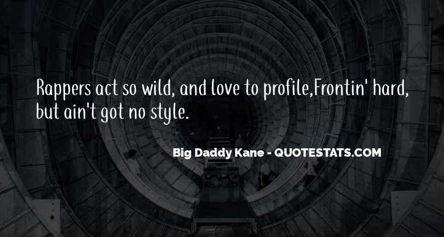 Hip Hop Rap Quotes #151390