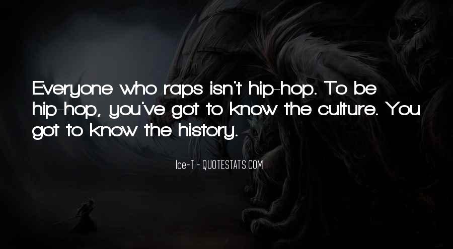 Hip Hop Rap Quotes #166006