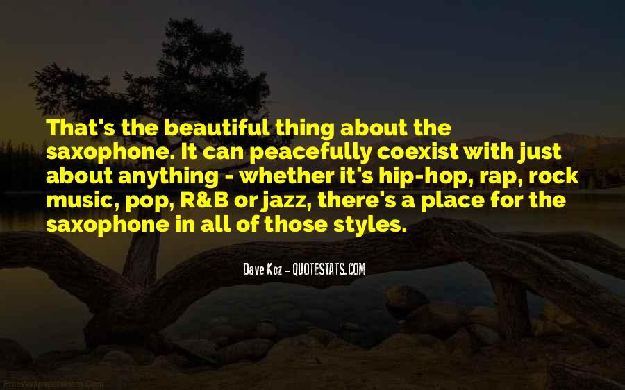 Hip Hop Rap Quotes #218537
