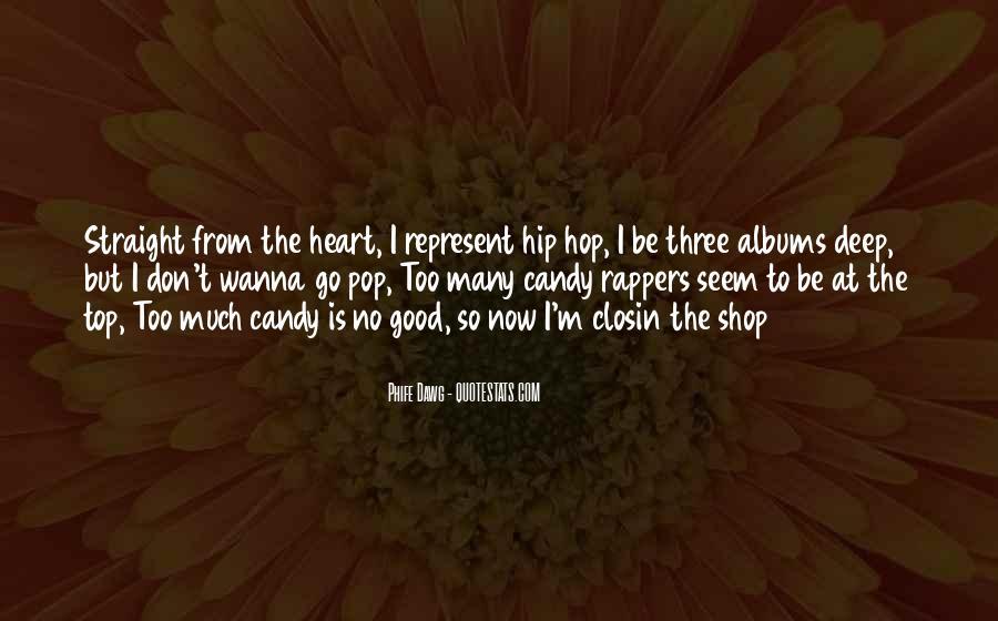Hip Hop Rap Quotes #252460