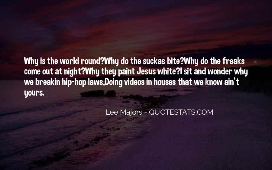 Hip Hop Rap Quotes #283414
