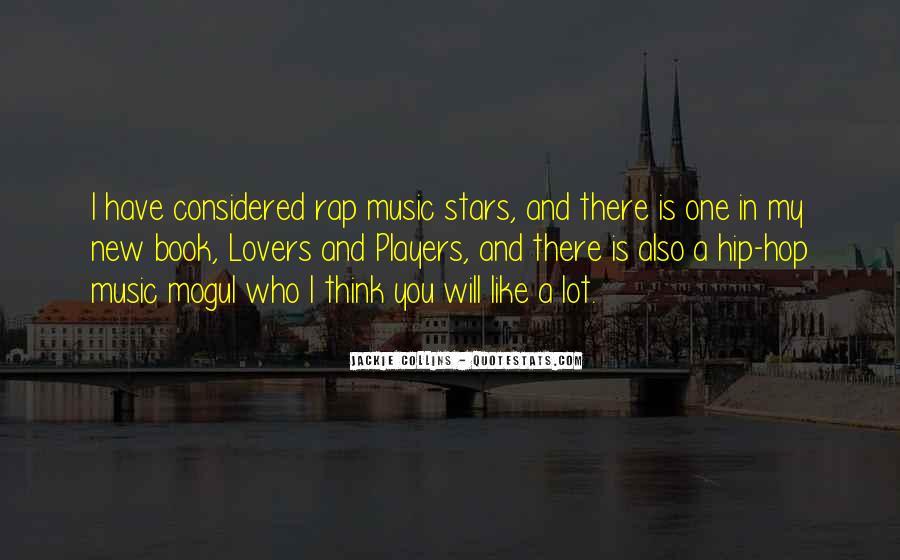 Hip Hop Rap Quotes #43871