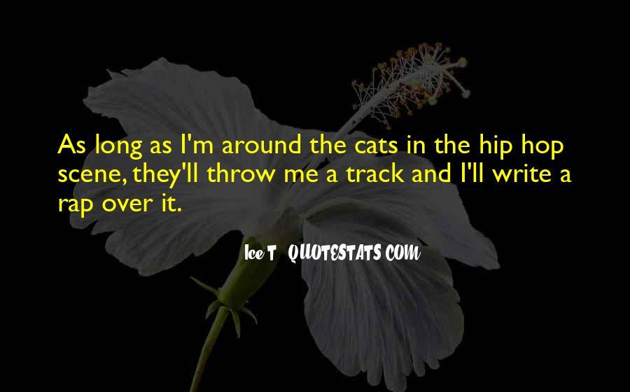 Hip Hop Rap Quotes #55279