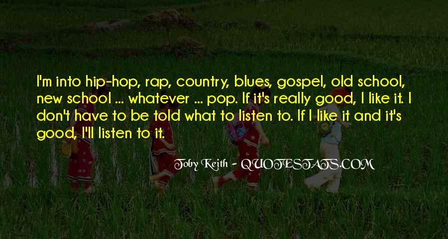 Hip Hop Rap Quotes #8589