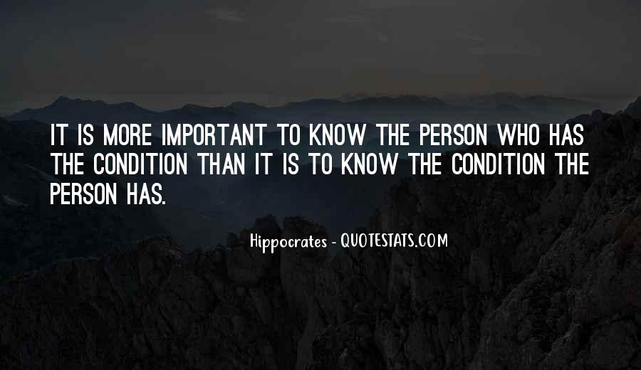 Hippocrates Of Cos Quotes #231681