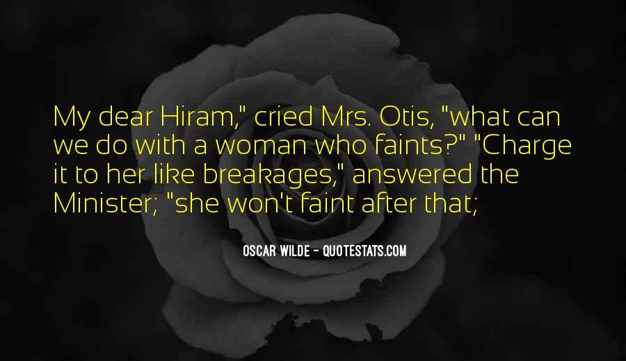 Hiram Quotes #1113037