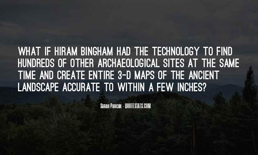 Hiram Quotes #1522852