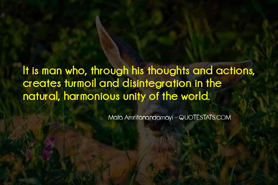 His Actions Quotes #288464