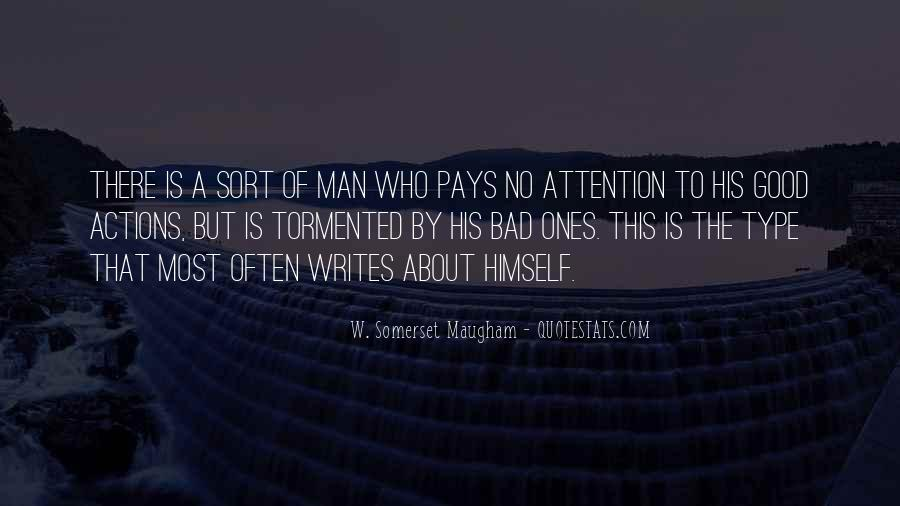 His Actions Quotes #350637