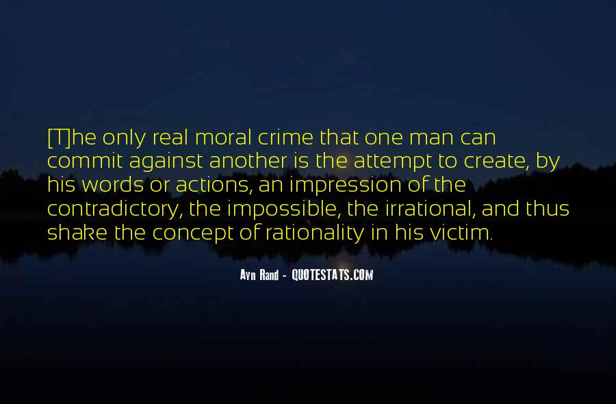 His Actions Quotes #370106