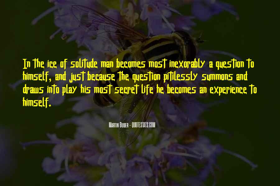 His Secret Life Quotes #1366970