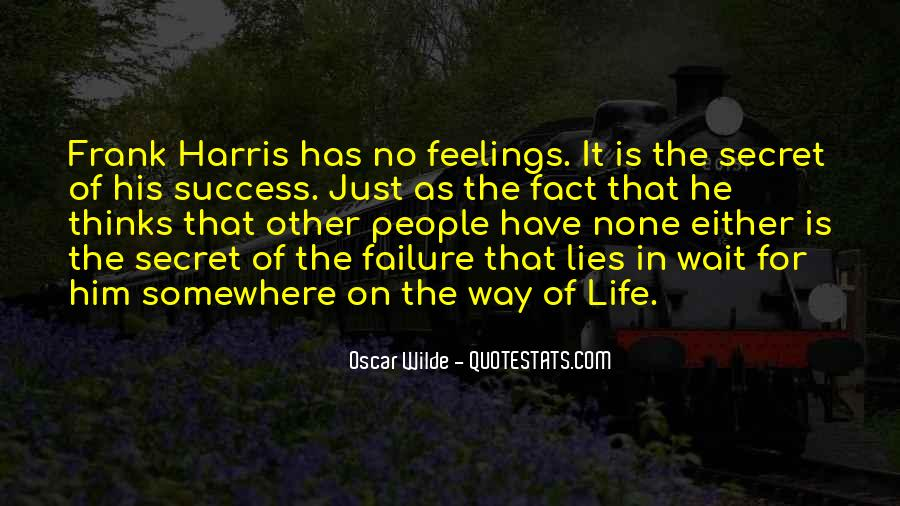 His Secret Life Quotes #1402902