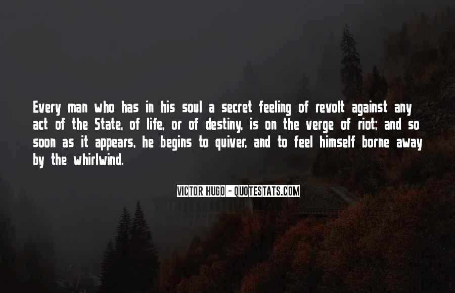 His Secret Life Quotes #1751731