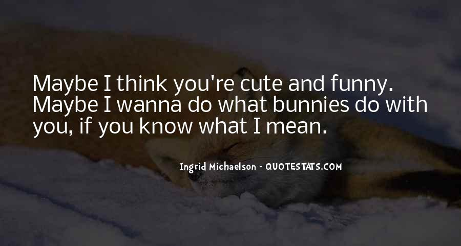 His So Cute Quotes #1414