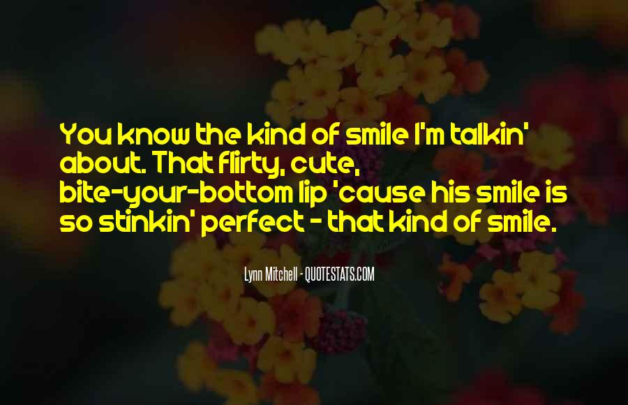 His So Cute Quotes #1470989