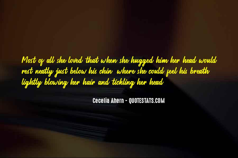 His So Cute Quotes #15533