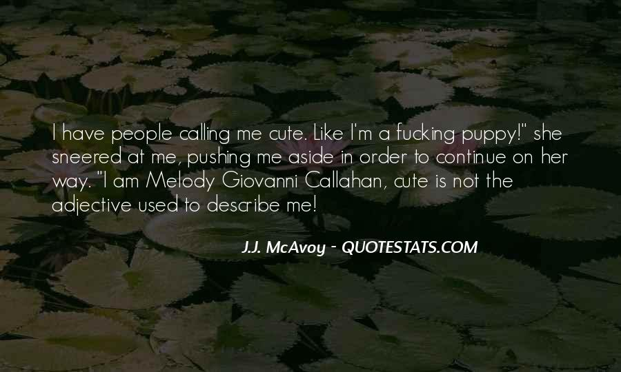 His So Cute Quotes #47808