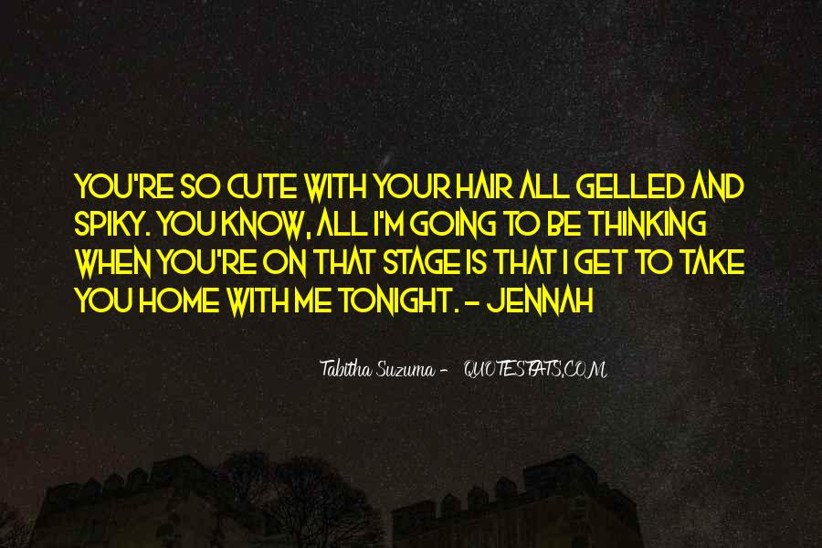 His So Cute Quotes #49375