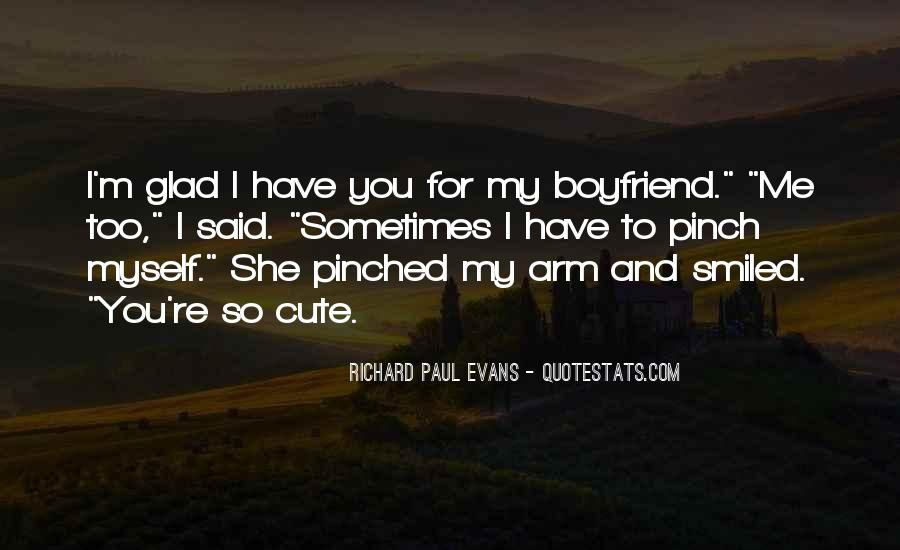 His So Cute Quotes #75646