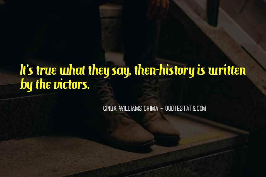 History Is Lies Quotes #1061372