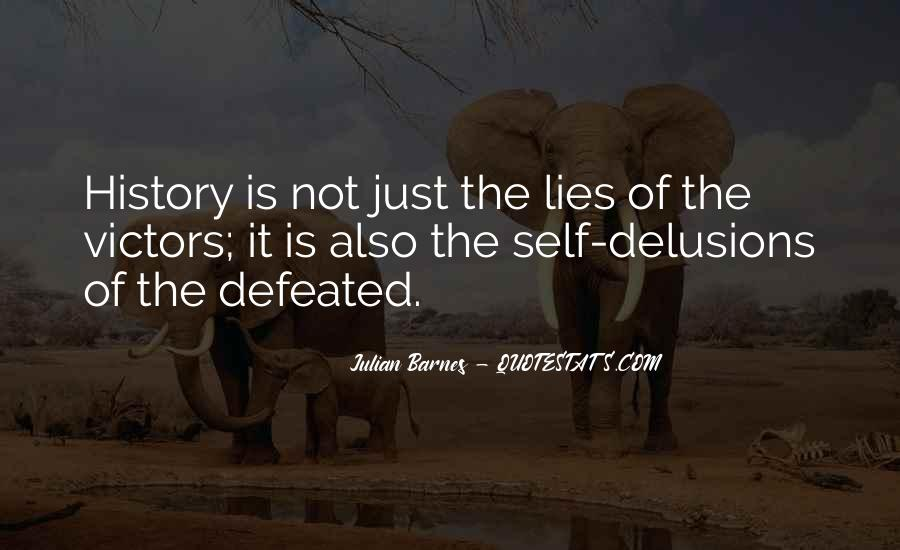 History Is Lies Quotes #1527097