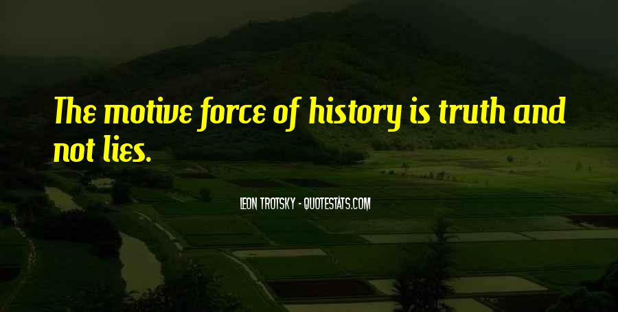 History Is Lies Quotes #203638