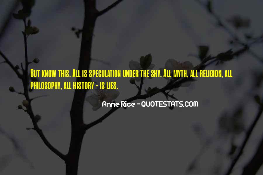 History Is Lies Quotes #315776